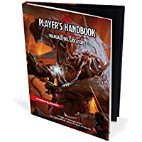 Asmodee- D&D Player's Handbook - Manuale del Giocatore, 4000