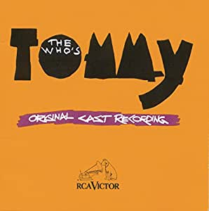 The Who's Tommy - Original Cast Recording