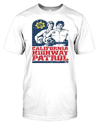 california-highway-patrol-chips-mens-t-shirt-white-men-46-48-xl