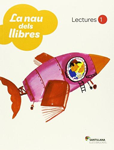 LECTURES LA NAU DELS LLIBRES 1 PRIMARIA - 9788429489842