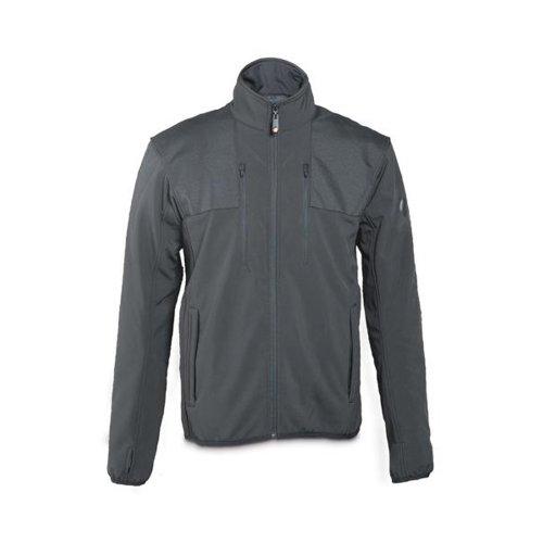 Manfrotto Lino Kollektion Pro Soft Shell Jacke Mann S schwarz Lino Soft Shell