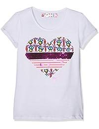 Desigual Ts_saskatchewan, T-Shirt Fille