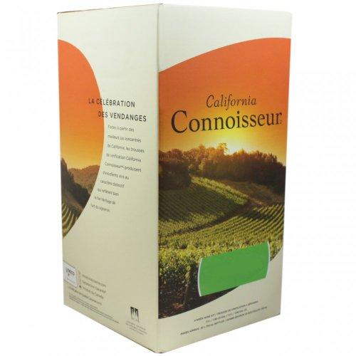Balliihoo Homebrew-Vino Bianco ingrediente-Kit California Connoisseur-Chardonnay/Semillon 30bottiglie