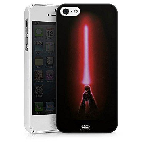 Apple iPhone 7 Hülle Tough Case Schutzhülle Star Wars Merchandise Fanartikel Sith Lightsaber Hard Case weiß