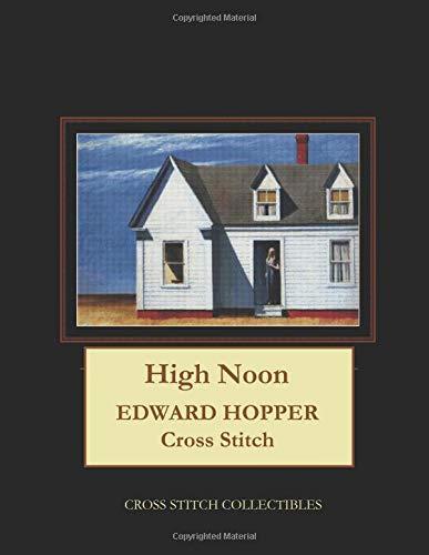 High Noon: Edward Hopper Cross Stitch Pattern por Cross Stitch Collectibles