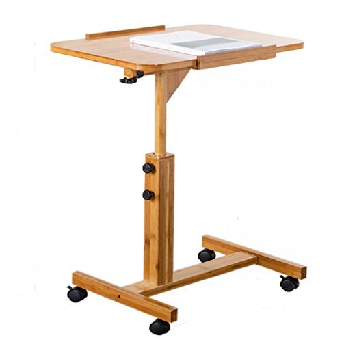 LINA Hauteur réglable réglable Paresseux de Table de canapé de Support d'ordinateur de Support de Table de Chevet (Taille : 50x70cm)