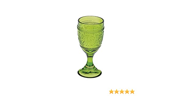 Anton Studio Designs Savoie Set da 6 Bicchieri Verde