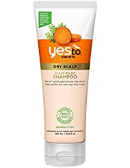 Yes To Carrots Soulagement du cuir chevelu Shampooing 280ml