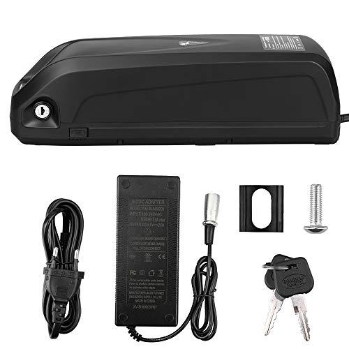 Zogin E-Bike Akku Li-Ion Batterie 48V 13Ah mit Ladegerät, Energie für elektrische Fahrräder Pedelec Elektrofahrrad