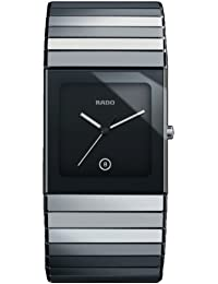 Rado Herren-Armbanduhr Analog Quarz Keramik 156.0825.3.015