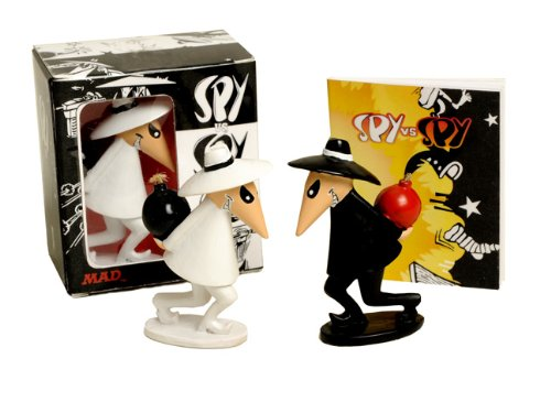 Spy vs. Spy (Running Press Mega Mini Kit)