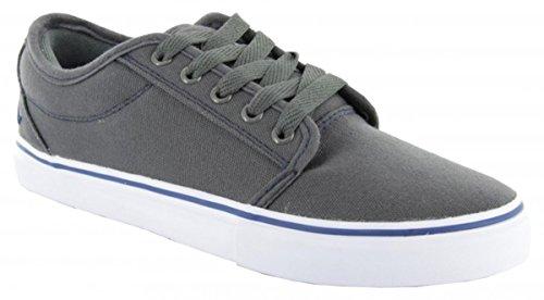 Adio Skateboard Schuhe- Sydney Stitch CVS-- Charcoal/Navy, Schuhgrösse:42 Adio Hat
