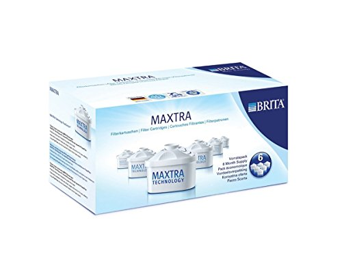 Brita Filterkartuschen Maxtra Pack 6 - 3