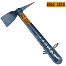 Pico Gold Rush azada para cavar Metal Detector acero Ultra Resistente