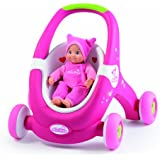 Smoby - 160176 - Jouet d'éveil - Minikiss Baby Walker