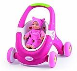 Smoby 160176 - Jouet d'éveil - Minikiss Baby Walker