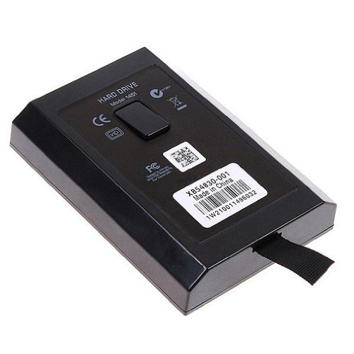 Sonnics - Disco duro interno para Xbox 360 (320 GB, extra fino)