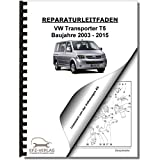 VW Transporter/Bus T5 (03-15) Zusatzheizung, Standheizung - Reparaturanleitung