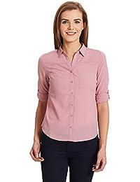 Sela Women's Button Down Shirt