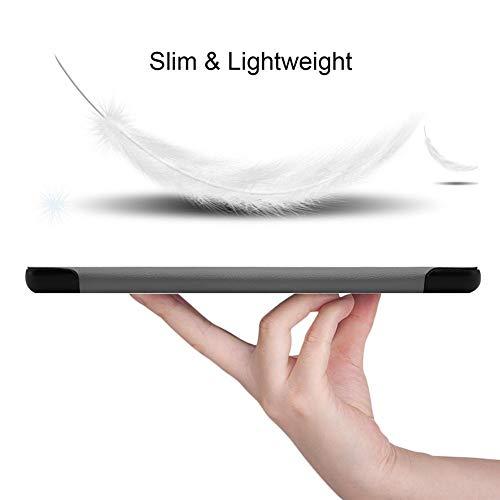 3-Folded Standing Case für Samsung Galaxy Tab A 8,0 Zoll 2019 S-Pen Magnetabdeckung für Samsung Tab SM-P200 SM-P205 Funda Capa - Tab Funda 8 Samsung 3