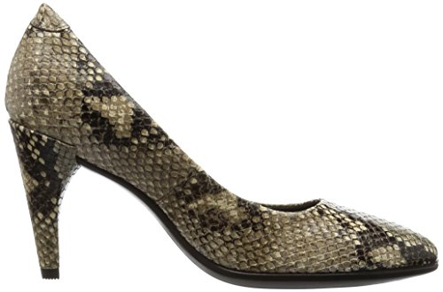 Ecco Shape 75 Pointy, Escarpins Femme Marron (SAND1004)