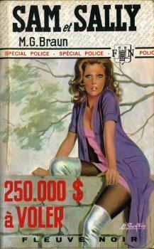 M.g.braun Special Police - 250.000 dollars à