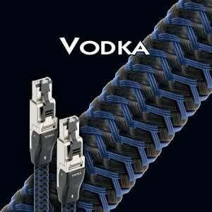 Audioquest Rj E Vodka Netzwerkkabel Länge 0 75 M Elektronik