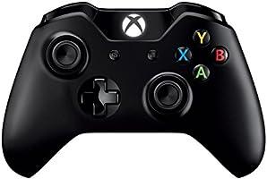 Microsoft manette sans fil Xbox One + câble pour PC