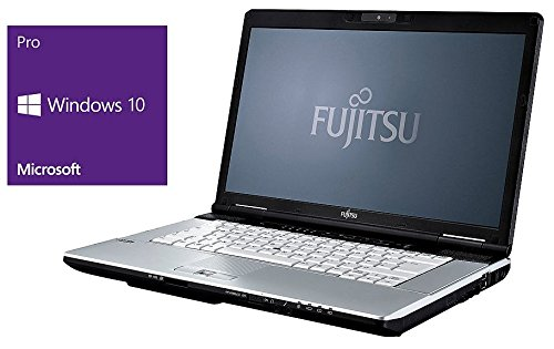 Fujitsu LifeBook S751 Notebook | 14,0 Zoll Display (1366x768) | Intel Core i7-2640M @ 2,8 GHz | 8GB DDR3 RAM | 250GB SSD | DVD-Brenner | Windows 10 Pro (Zertifiziert und Generalüberholt)