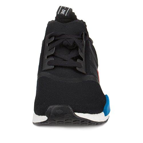 adidas Originals Herren Sneakers NMD Runner PK Schwarz / Rot