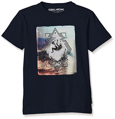 Billabong, Volt - Maglietta, Ragazzo, Volt Boys Ss, blu, 16 anni