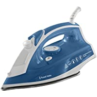 Russell Hobbs 23061 Supreme Steam Traditional Iron, 2400 W - White and Blue