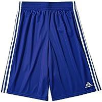 adidas Bekleidung Basketball Teamsport Commander Short Colroy/Wht Pantalón Corto, Hombre