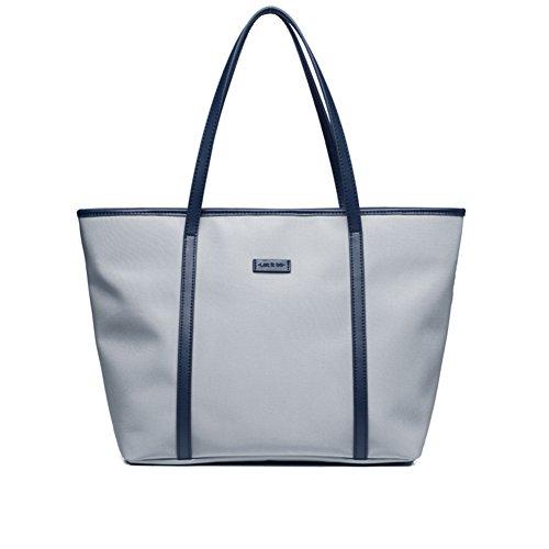 Borsa di tela/ladies singola borsa a tracolla/borsa oxford cloth pendolari/tote bag/borsa grande-O D