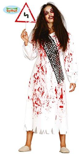 Geister Zombie Kostüm Gr. M/L, Größe:L