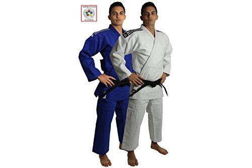 Adidas Champion II Judo-Anzug weiß–IJF zugelassen 185cm (Martial Arts Uniform Adidas)