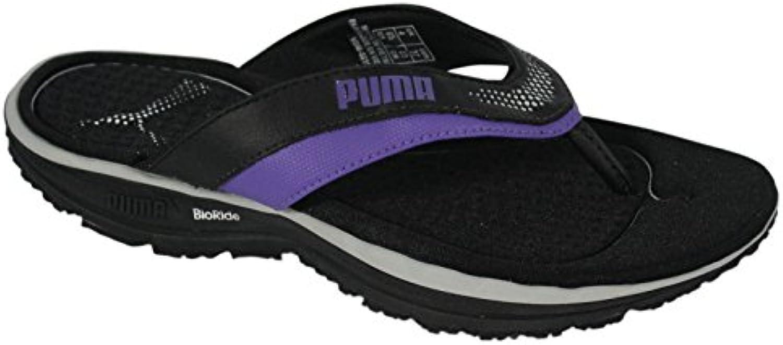 puma bodytrain Noir sandale  s flip flop Noir bodytrain  violet (185 771 01 jour 140) (7uk) 6a091e