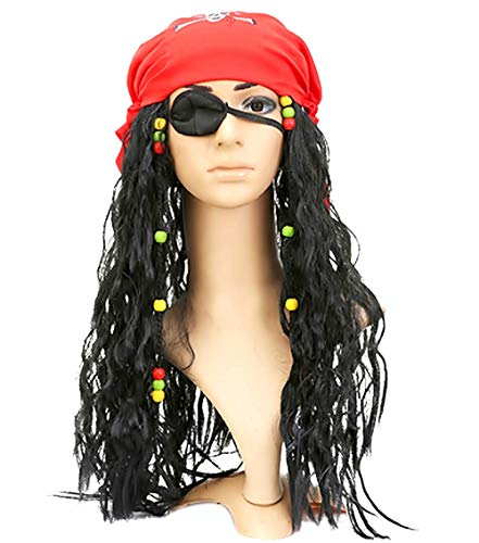 Jack Sparrow Halloween - Inception Pro Infinite Karibik Piraten Set