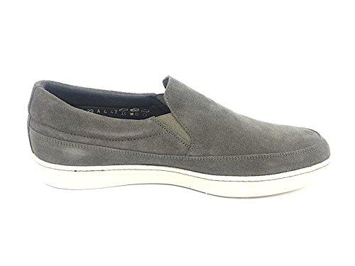 FRAU 29A4 roccia scarpe uomo sneakers slip-on elastico Marrone Para La Venta Libre Del Envío auu1R