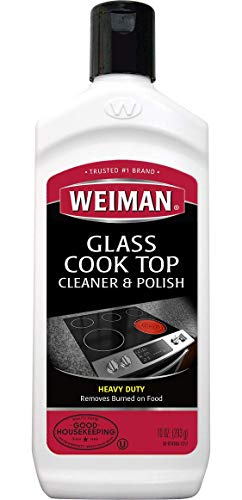 Frigidaire Glas (Weiman Glas-Cook Top Heavy Duty Cleaner & Polish, 284 ml)