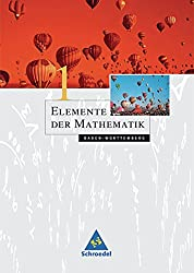 Elemente der Mathematik SI: Elemente der Mathematik, Sekundarstufe 1, Bd. 1 = Schuljahr 5