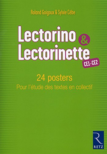 Posters Lectorino Lectorinette