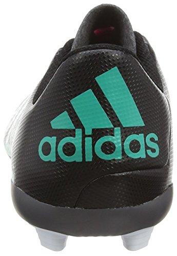adidas Unisex-Kinder X 15.4 Fxg Fußballschuhe Mehrfarbig (Core Black/Shock Mint/Ftwr White)
