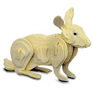 Rabbit QUAY Woodcraft Construction Kit FSC