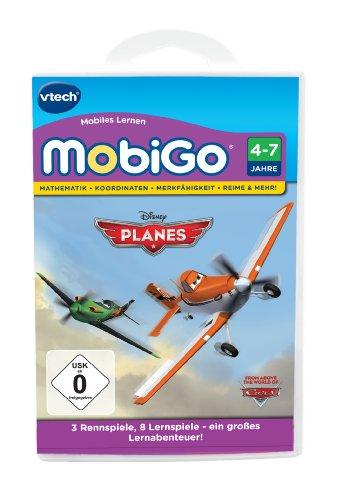 Vtech 80-253004 - MobiGo Lernspiel Planes (Hat Dusty Crophopper)