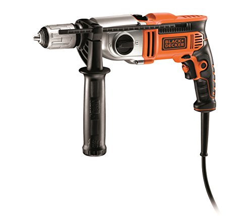 Black and Decker KR1102K-QS - Taladro percutor 1100 W