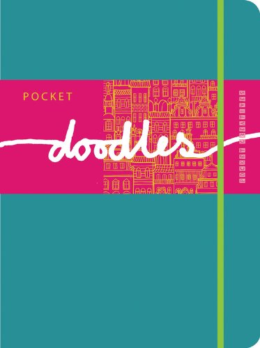 Pocket Doodles: Over 50 to Create and Complete on the Go (Pocket Creatives)