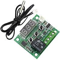 Morza Controller termómetro -50 a 110 ° C Red W1209 Digital Termostato Interruptor de Control del Sensor de Temperatura de 12 V Temperatura