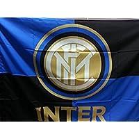ITALIA Bandiera Ufficiale Inter Piccola 65X43 CM Circa