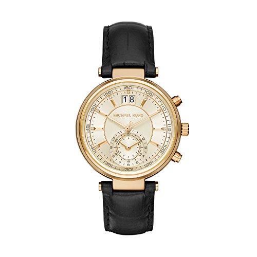 Michael Kors Damenuhr Chronograph MK2433
